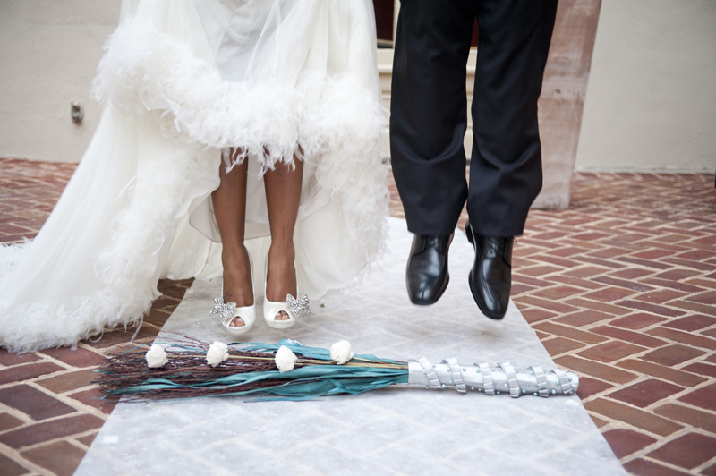 History Is Jumping The Broom A Black Appropriation Of A White Custom Neo Griot