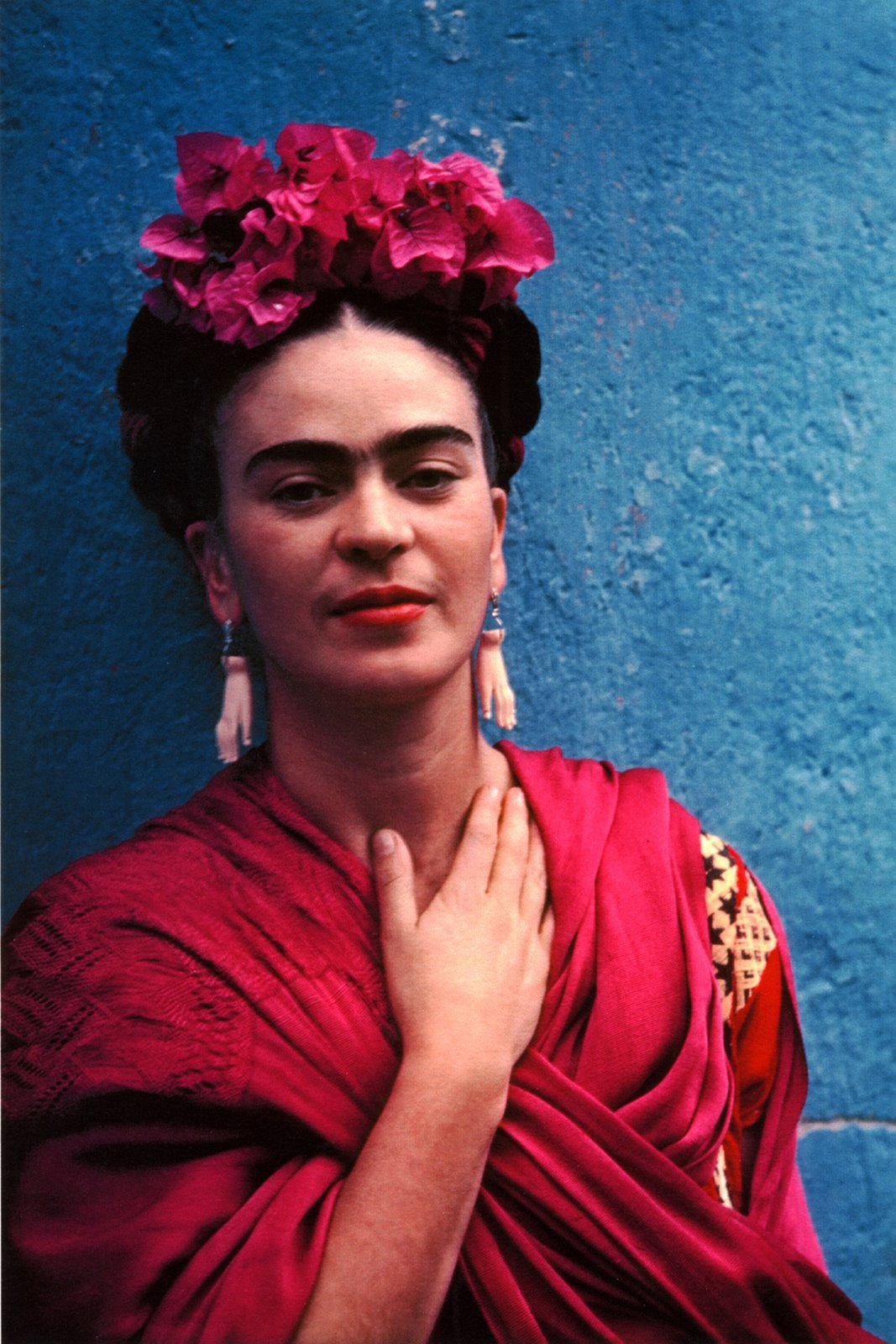 history video happy birthday frida kahlo de rivera july 6 1907 july 13 1954 neo griot. Black Bedroom Furniture Sets. Home Design Ideas