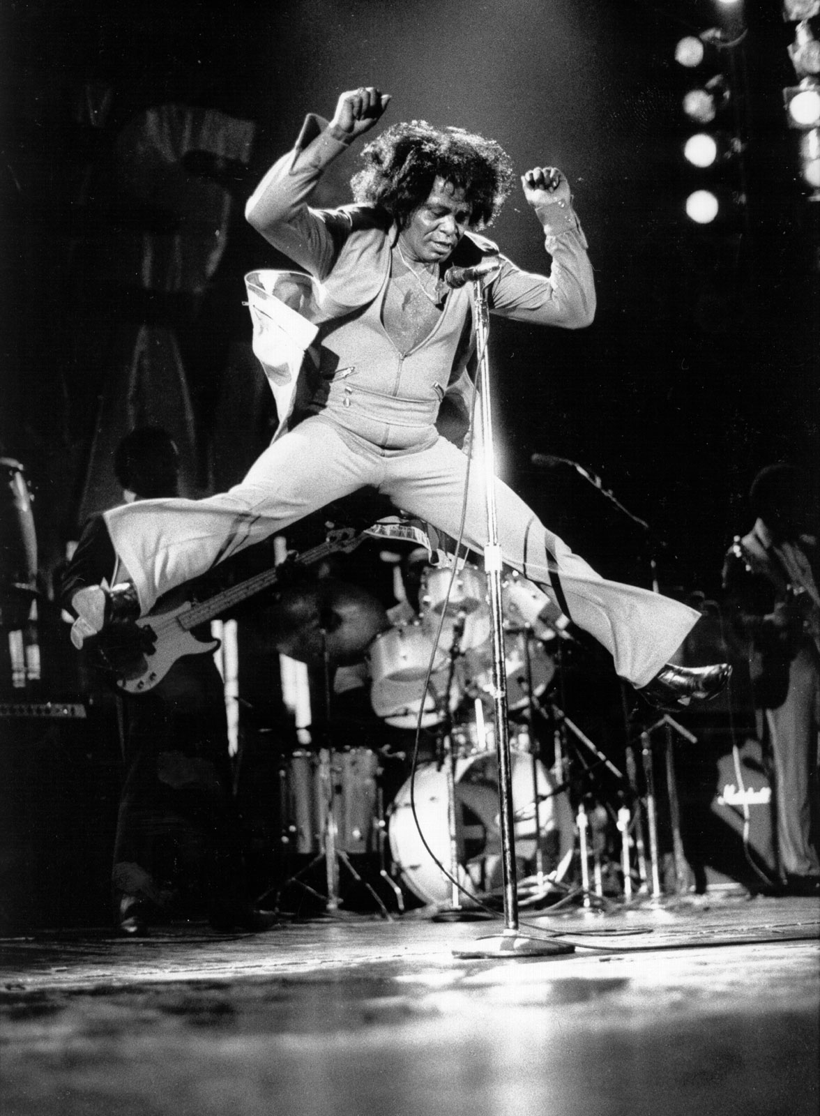 James Brown - Soul Sessions Live / Living In America