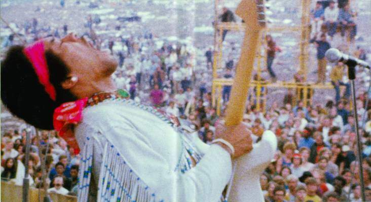 Image result for Jimi  Hendrix at woodstock