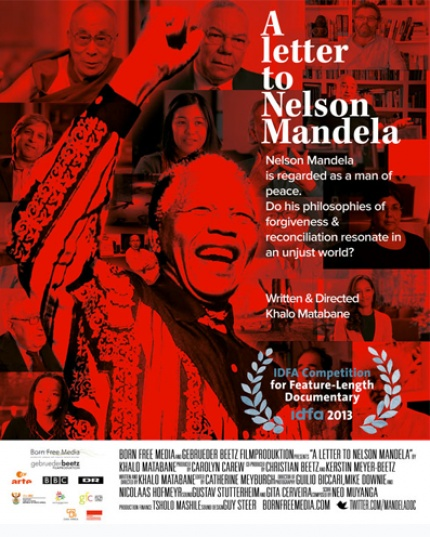 how does nelson mandela present his Nelson rolihlahla mandela was born in transkei, south africa on july 18, 1918  during his years in prison, nelson mandela's reputation grew steadily.