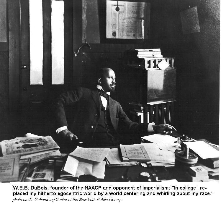 dubois essay W e b du bois papers, 1803-1999 book reviews, pamphlets and leaflets, petitions, novels, essays, forewords accretions to the du bois papers, 1890-1972.