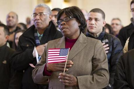 Immigration The Changing Face Of Citizenship In The Us