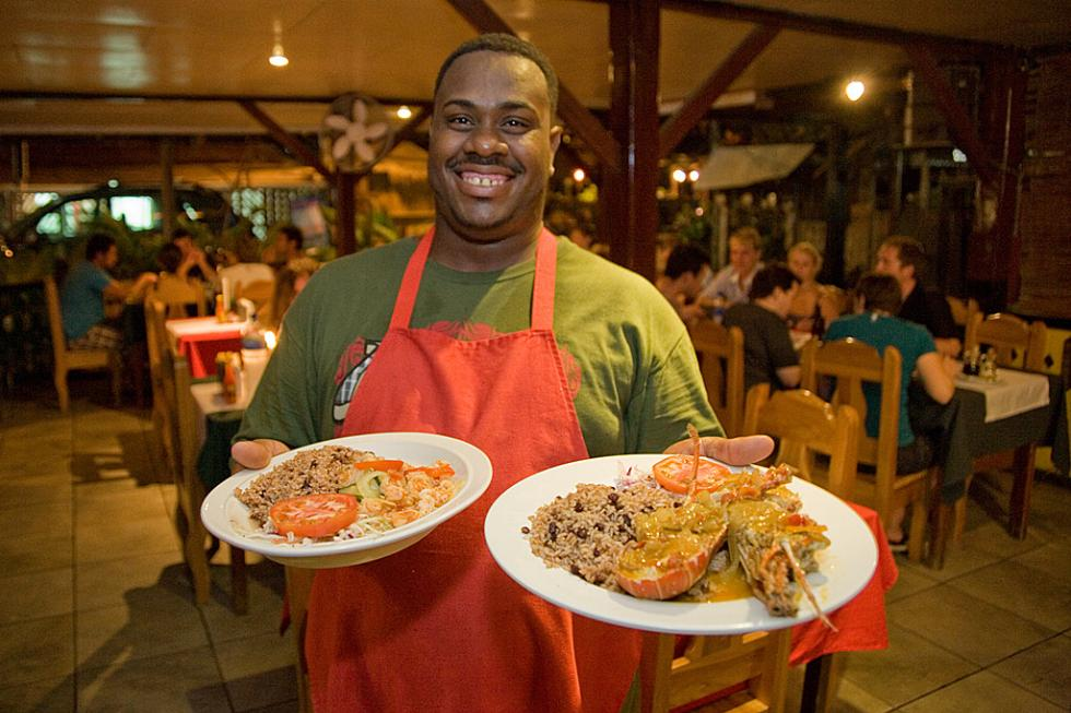 Afro-Costa Rican Chef