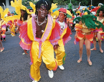 Afro-Costa Rican Carnival at Limon