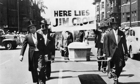 how did african americans respond to jim crow laws Black resistance in the age of jim crow  opportunity to respond to what he perceived to be its distortions  logan once called the nadir of african-american.