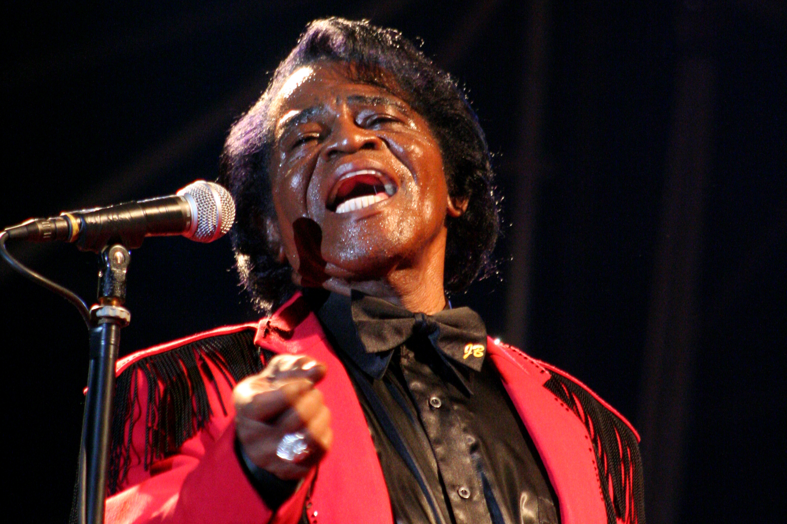 James Brown Net Worth