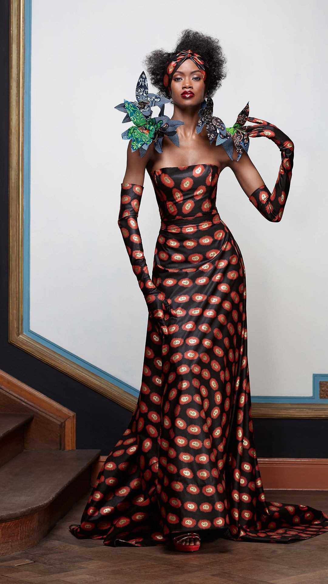 Fashion Vlisco Splendeur Collection Neo Griot