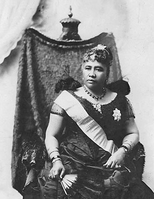 Queen Liliʻuokalani, born Lydia Liliʻu Loloku Walania Wewehi Kamakaʻeha, was the last monarch and only queen regnant of the Kingdom of Hawaii. The Queen ascended the throne on January 29, 1891