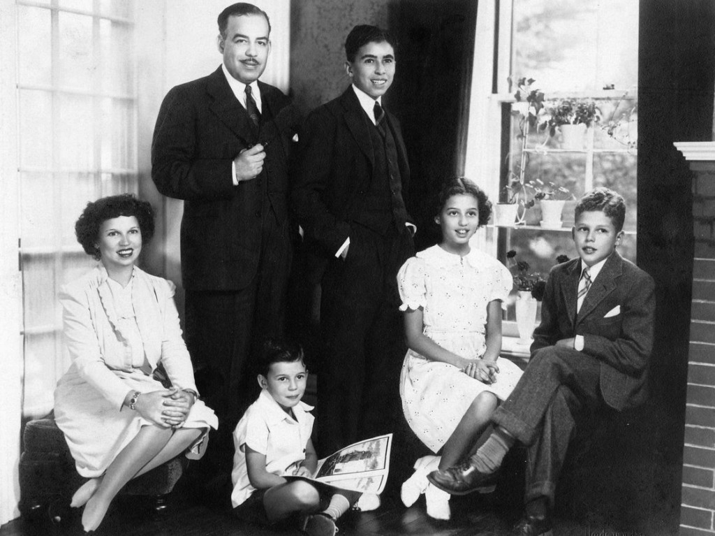 Dr. Albert Johnston passed in order to practice medicine. After living as leading citizens in Keene, N.H., the Johnstons revealed their true racial identity, and became national news. / Historical Society of Cheshire County