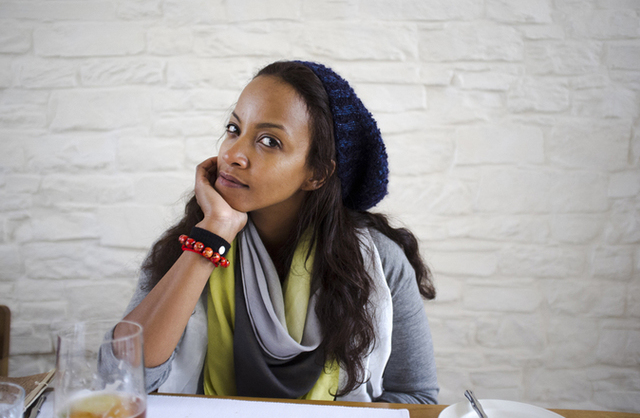 Director Rachel Samuel (above) features the life of Asnaketch Worku in new film 'Asni' (Courtesy photo)