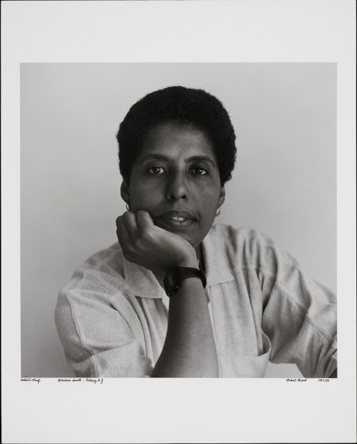 Photo by Robert Giard Papers via the Yale University Archives (1987-88)