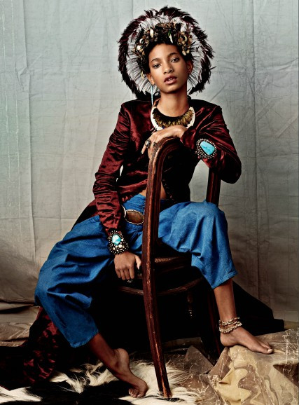 Fashion Willow Smith Neo Griot