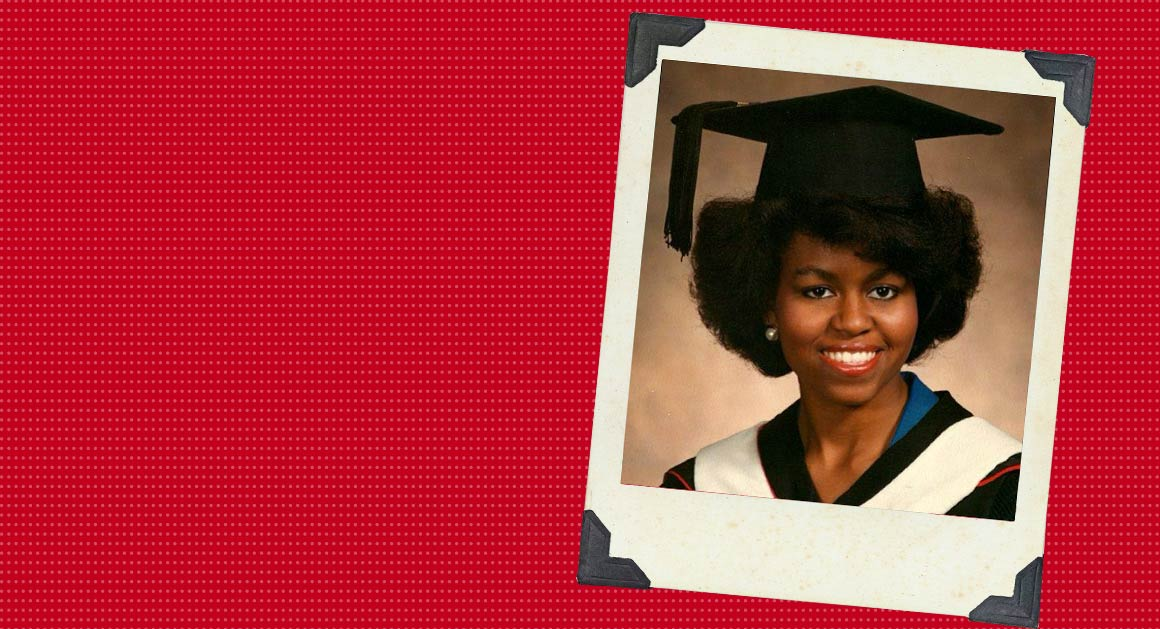 michelle obama harvard essay surfaces
