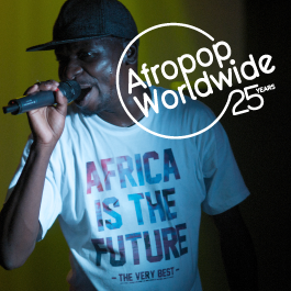 Afropop 25Years