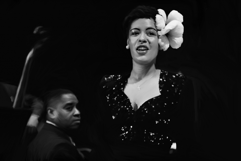 video  happy birthday billie holiday