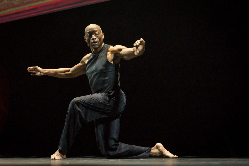 Step-by-step guide to dance: Bill T Jones