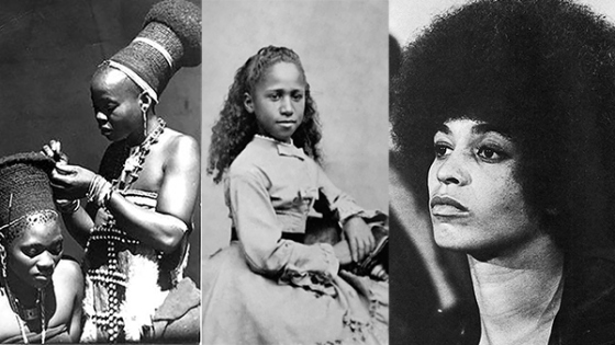 history video the history of black hair � our �hair