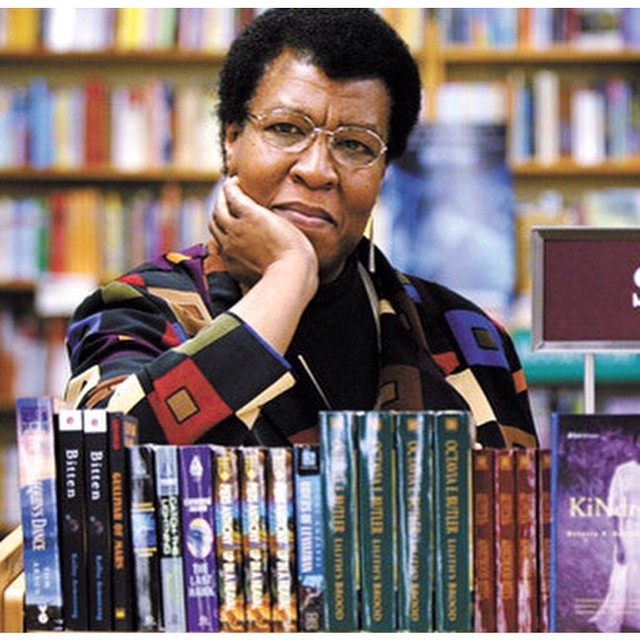 pub octavia e butler celebrating letters and