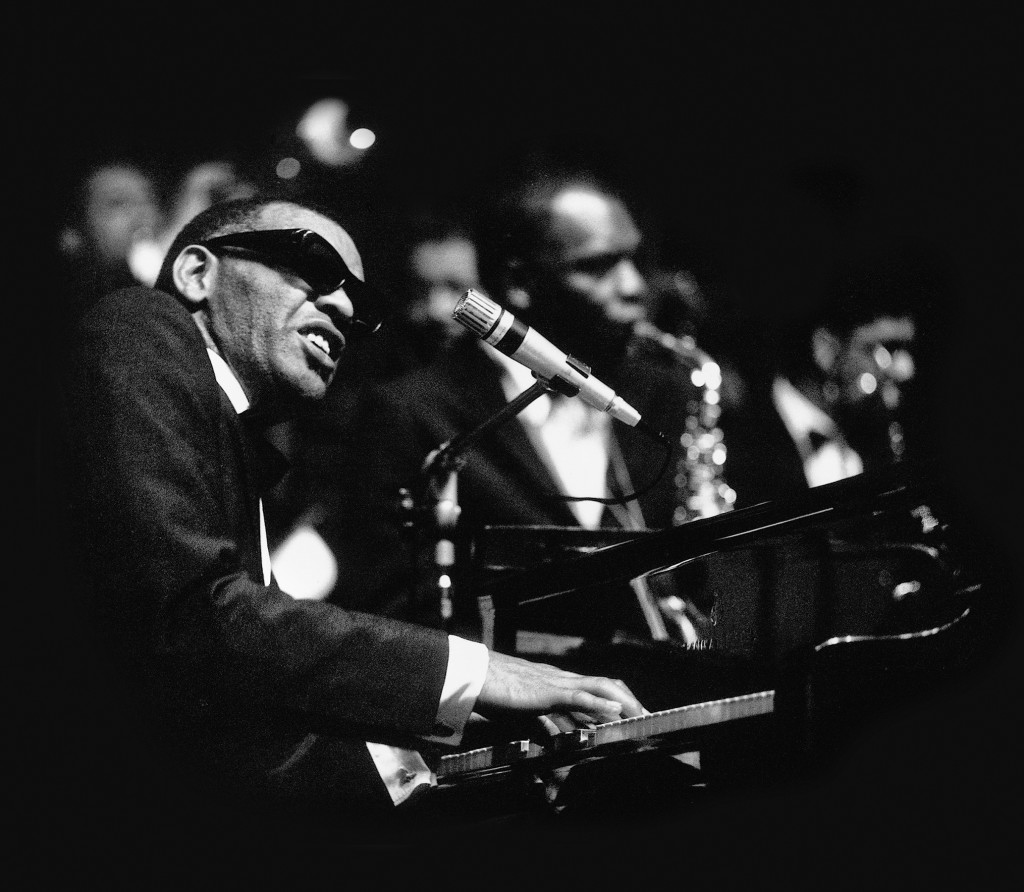 video  ray charles  u2013 live in france 1961