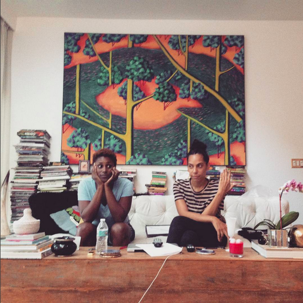 Image from Issa Rae Instagram
