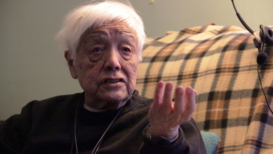 Grace Lee Boggs. Credit: Kyle McDonald/CC BY 2.0