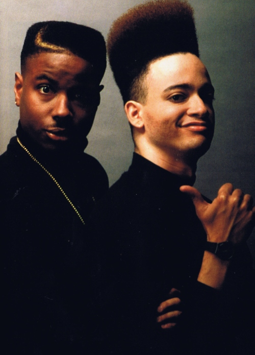Video unsung episode kid n play neo griot for House music 80s 90s