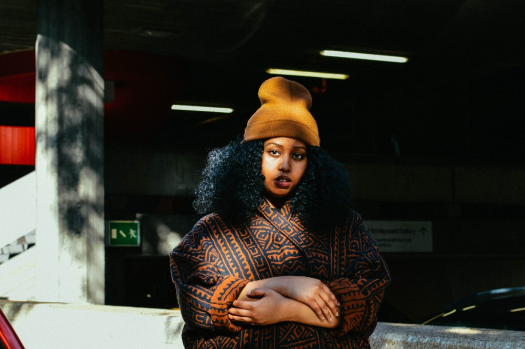 The poet Warsan Shire writes primarily about the immigrant experience, but also tweets about reality television. CREDIT PHOTOGRAPH BY AMAAL SAID