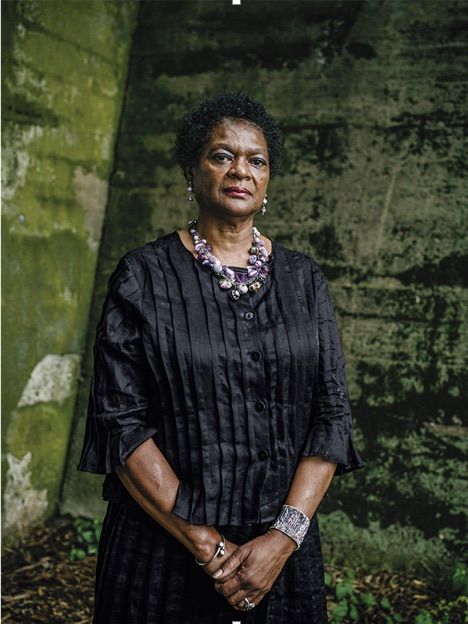 Virginia Delegate Delores McQuinn has helped raise funds for a heritage site that will show the excavated remains of Lumpkin's slave jail. (Wayne Lawrence)