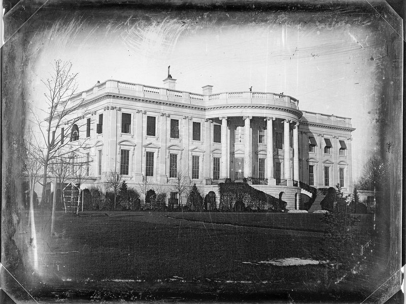 History the white house was in fact built by slaves for Who invented houses