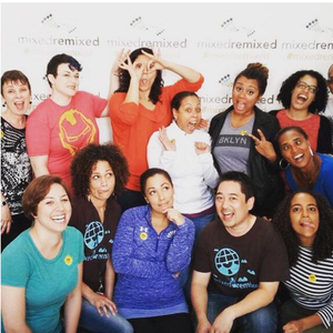 CODE SWITCH  A Festival For Mixed-Race Storytellers — And Everyone Else, Too
