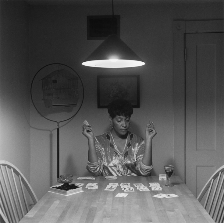 Kitchen Table Series: INFO: Meet Carrie Mae Weems, The Artist Who First Fought