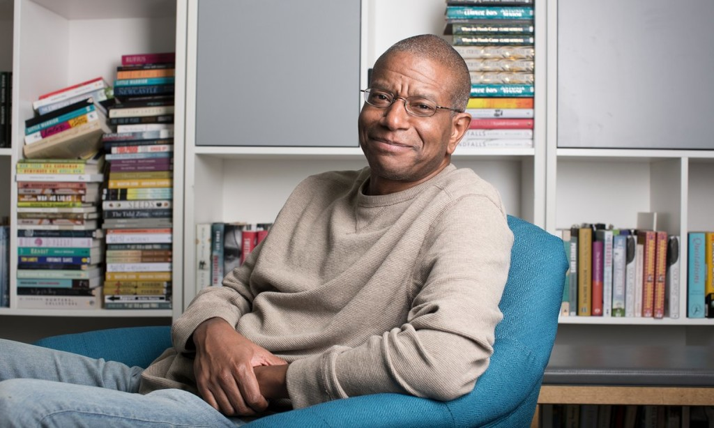 Man Booker prize winner Paul Beatty in London. Photograph: Graeme Robertson for the Guardian
