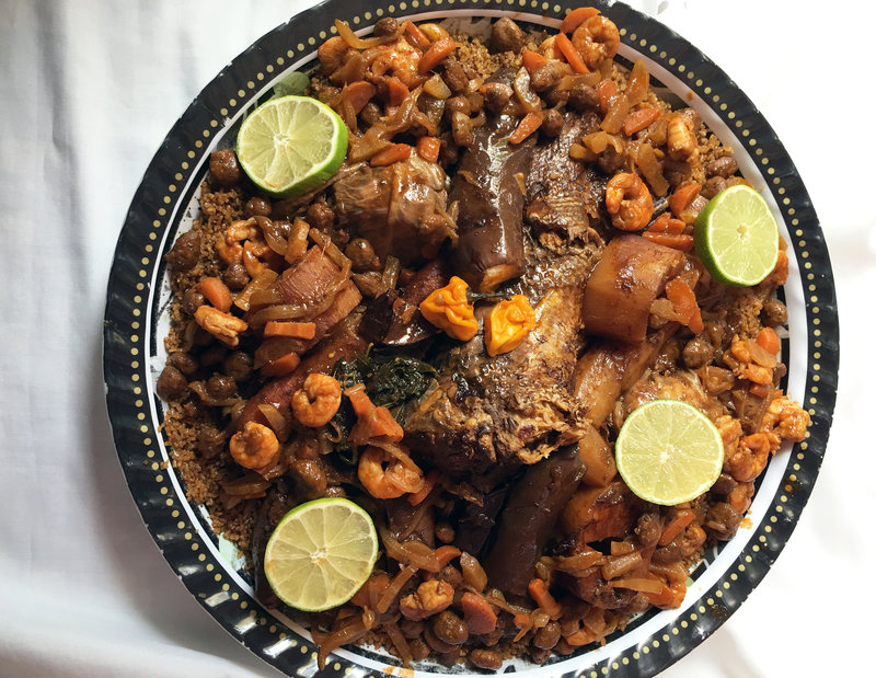 ... But the dish is not called jollof by the Senegalese or the Gambians