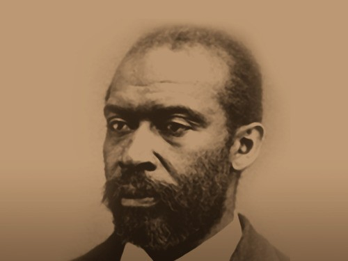 Thomas Morris Chester (1834-1892), the first African-American war correspondent of a major daily newspaper, The Philadelphia Press