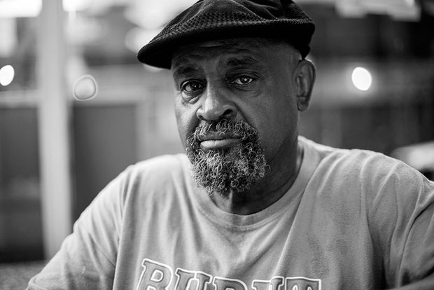 Umar Bin Hassan of The Last Poets