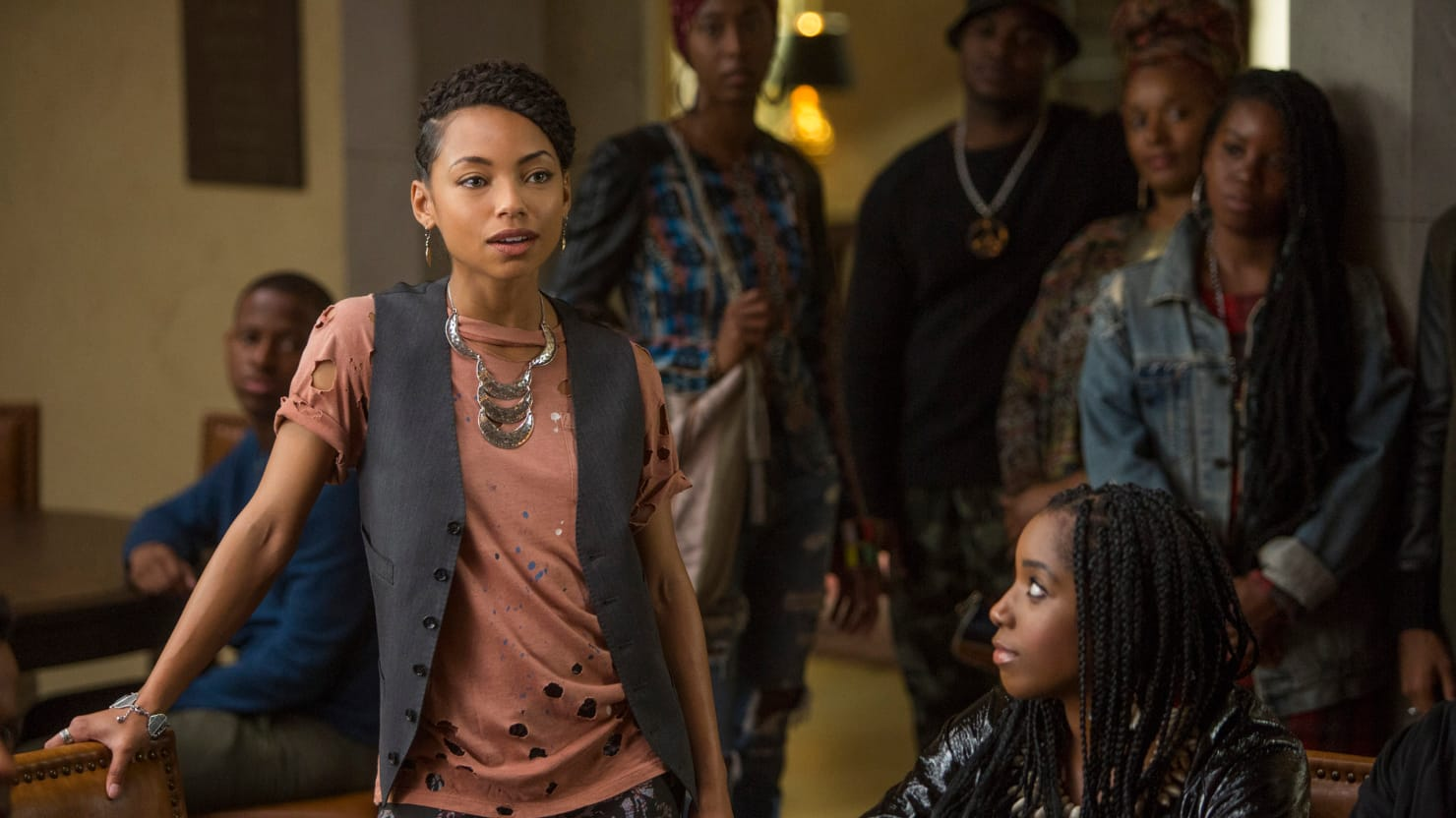 white people 22 hours ago warning: this post contains spoilers from dear white people season 2 read at your own risk and thus the longest semester has finally ended in season 2 of netflix's dear white people, vocal campus activist samantha white (logan browning) had her hands full with a number of problems: an anonymous.