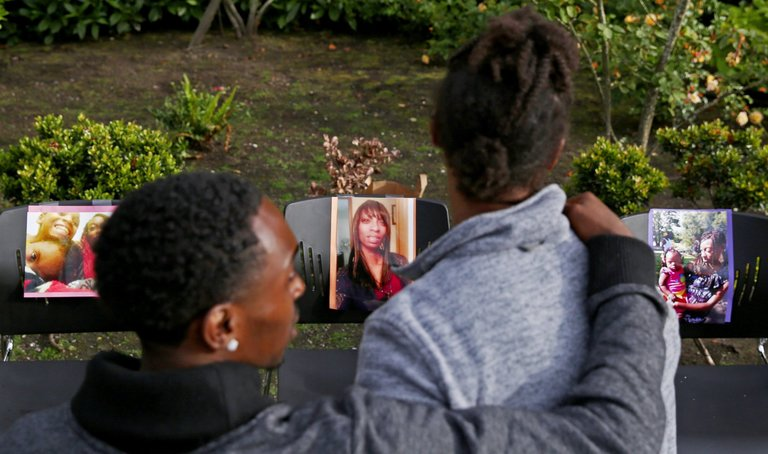 Photos of Charleena Lyles, who was killed by the police in Seattle on Sunday.CreditKen Lambert/The Seattle Times, via Associated Press